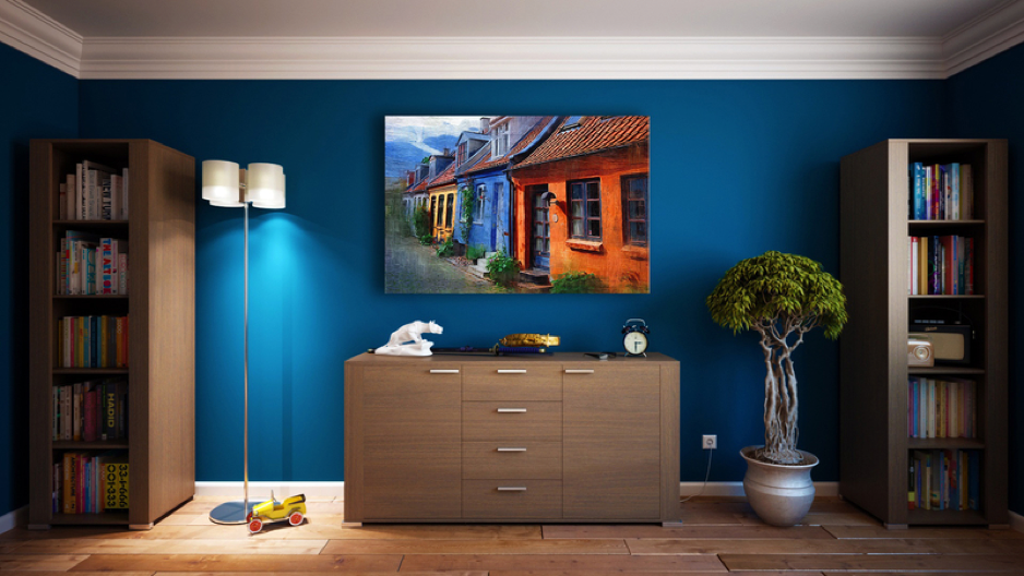 Best Blue Interior Paint for your room