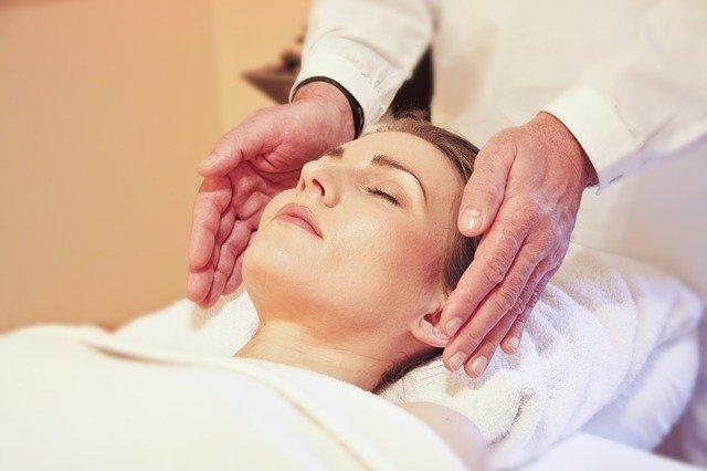women body massage