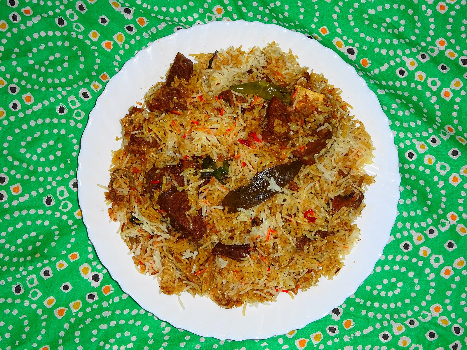 best chicken biryani in Karachi