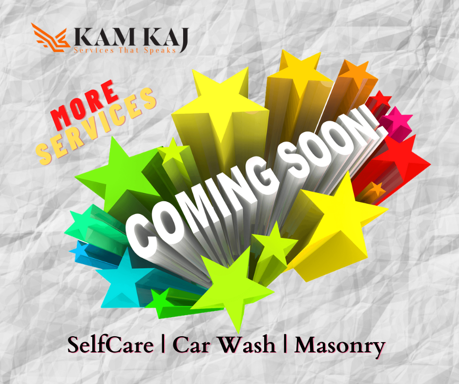 Kam Kaj is expanding Bringing more services to you.