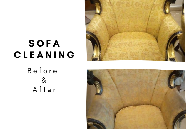 Sofa Cleaning That Will Make You Think Twice