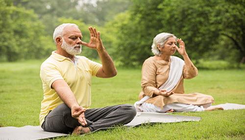 Yoga Tips For Seniors