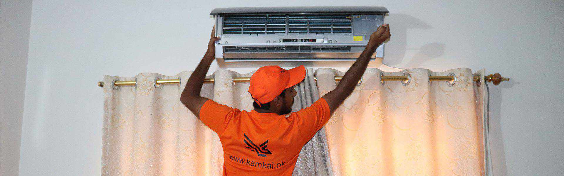 Ac Installation | Gas Refilling | AC Repair | Hire now - Kam
