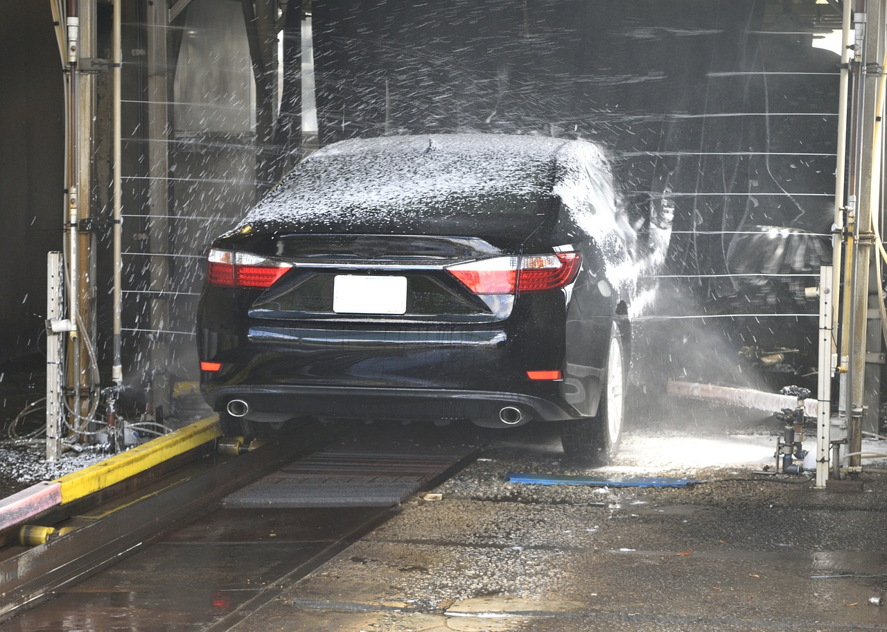 Driving Clean – Choosing The Right Car Wash Service