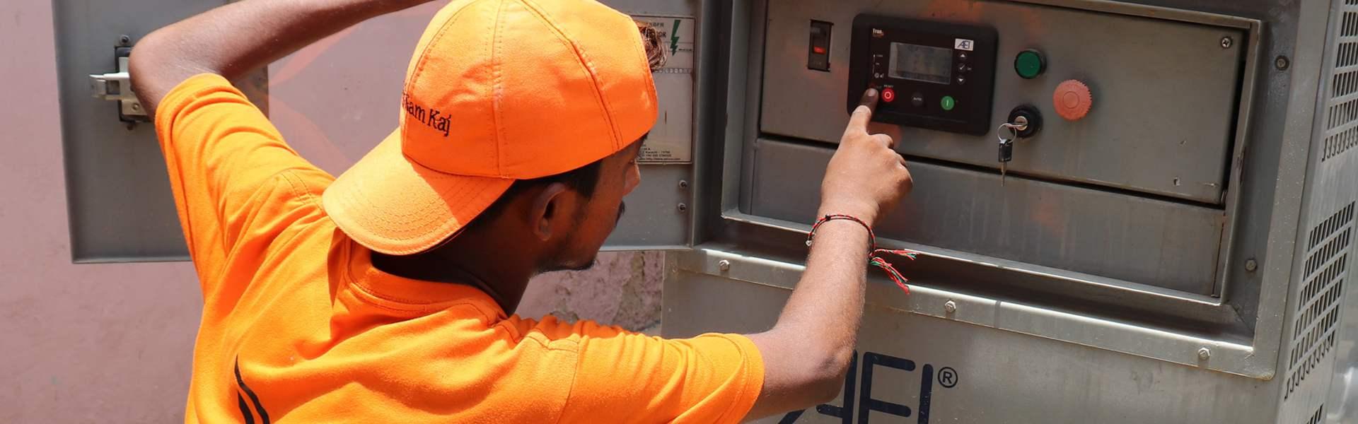 Generator Installation or Repair