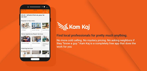 Kam  Kaj - The Handymen Service Provider In Pakistan