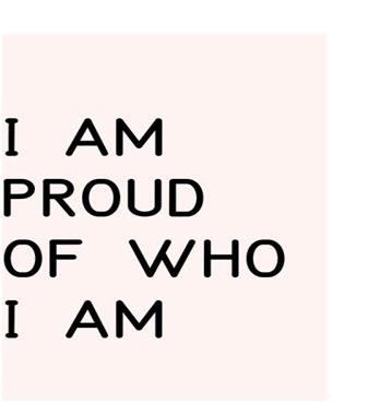 A page From Kam Kaj Self-Love Manifesto