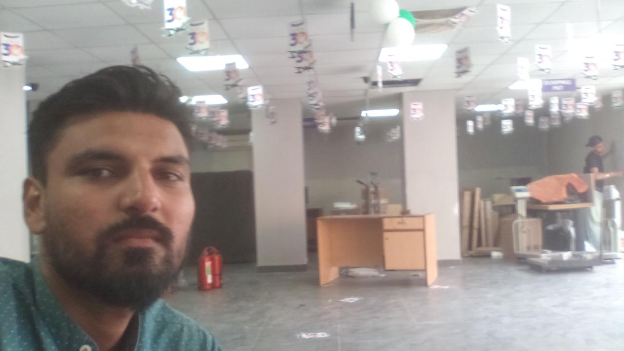 muhammad maaz Solar Panel Installation