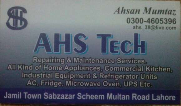 ahsan mumtaz Solar Panel Repair